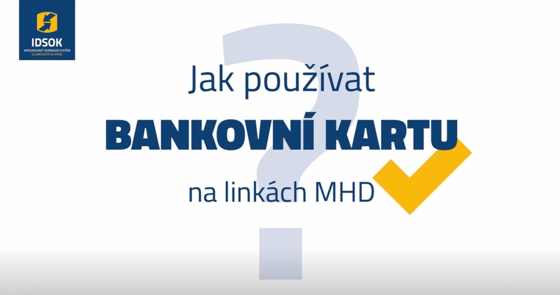 Letáky a videa - Integrovaný dopravní systém Olomouckého kraje