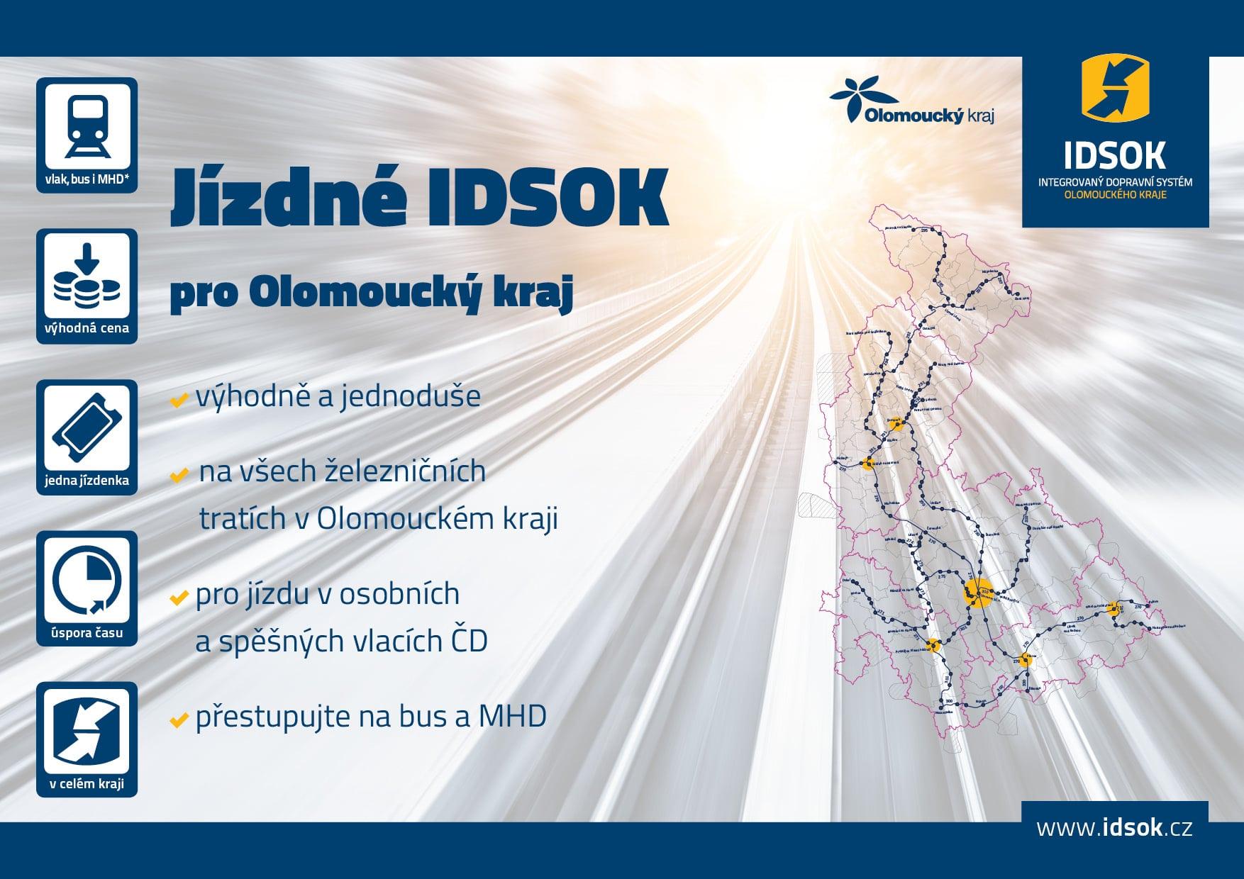 Banner Jízdné IDSOK