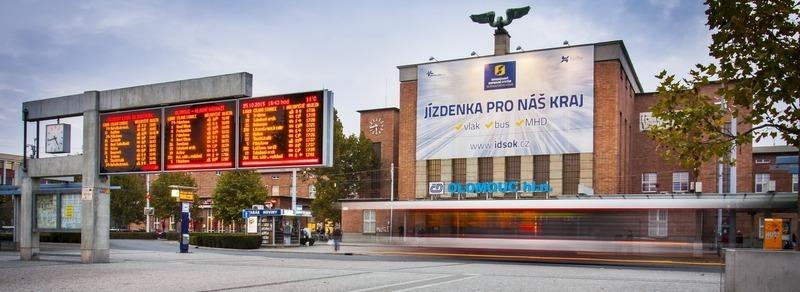 Integrovaný systém Olomouckého kraje