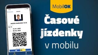 Ilustrační foto - MobilOK: Časové jízdenky v mobilu - IDSOK 1
