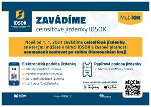 Ilustrační foto - Zavádíme celosíťové jízdenky IDSOK - IDSOK 1