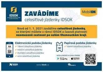 Ilustrační foto - Zavádíme celosíťové jízdenky IDSOK - IDSOK 3