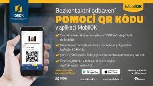 Způsoby bezkontaktního odbavení v IDSOK 2